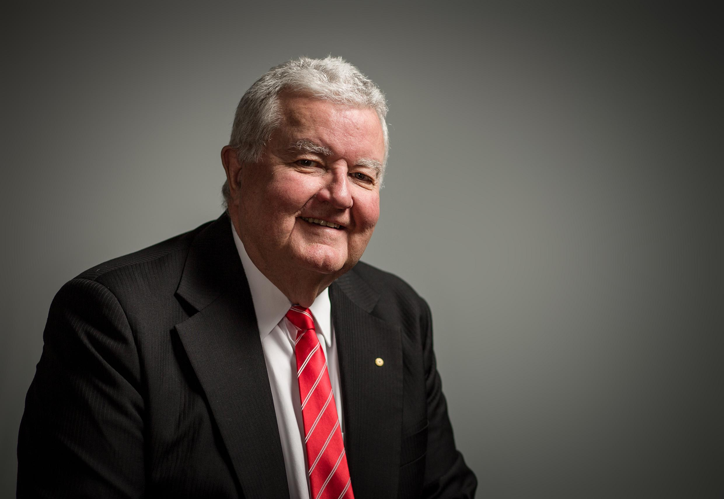 Australia's Chief Scientist, Professor Ian Chubb