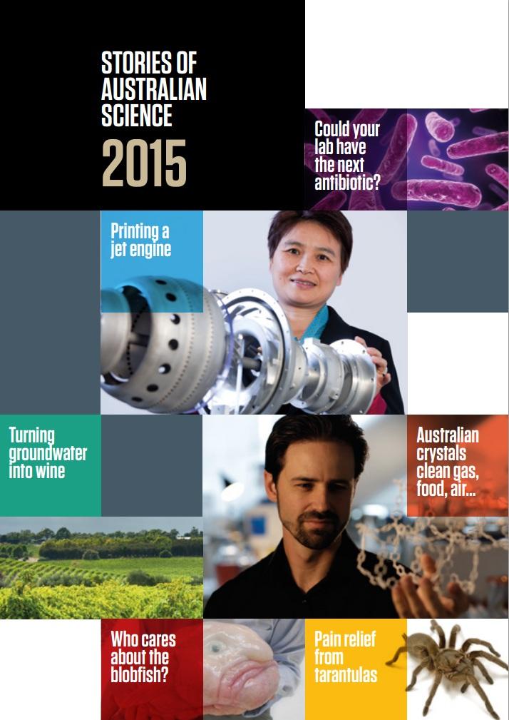 Science of Australian Science 2015
